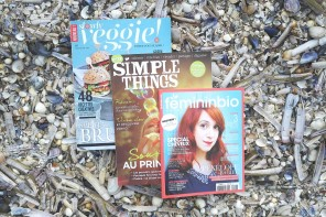 Ma sélection de magazines slow life